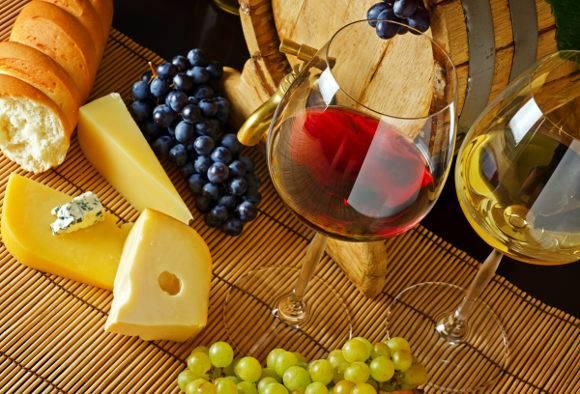 Atelier dégustation de vins et fromages