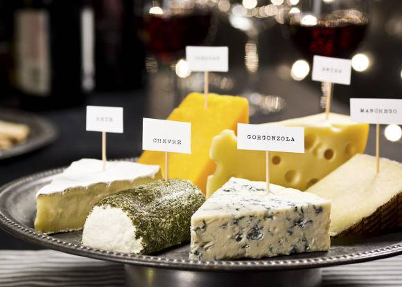 Formation à la dégustation de vins et de fromages